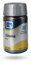Quest L-Glutamine 500mg (30 Capsules)