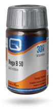 Quest Mega B 50 (60 Tablets)