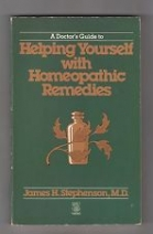 Helping Yourself with Homeopathic Remedies (Softcover)