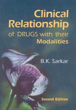 Clinical Relationship of Drugs B.K. Sarkar with their modalities