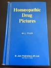 Homeopathic Drug Pictures by Dr. M. L. Tyler (SECONDHAND)