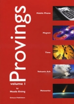 Provings volume 1 By Nuala Eising
