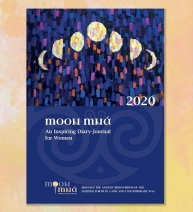 MOON MNA An Inspiring Diary-Journal for Women