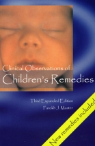 Clinical Observations of Children's Remedies