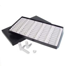 Black Remedy Cardboard Box With 50x 2g Vials
