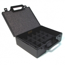 Small Plastic Case with 46mm Grid System