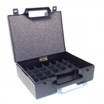 Small Plastic Case with 37mm Grid System
