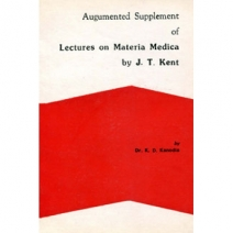 Augumented Supplement of Lectures on Materia Medica