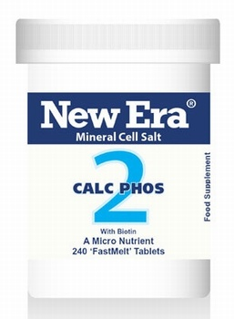 New Era No:2 - Calc Phos (Temporarily out of stock. There is an alternative product available at the moment on request)