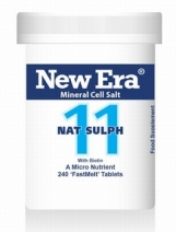New Era No:11 - Nat Sulph